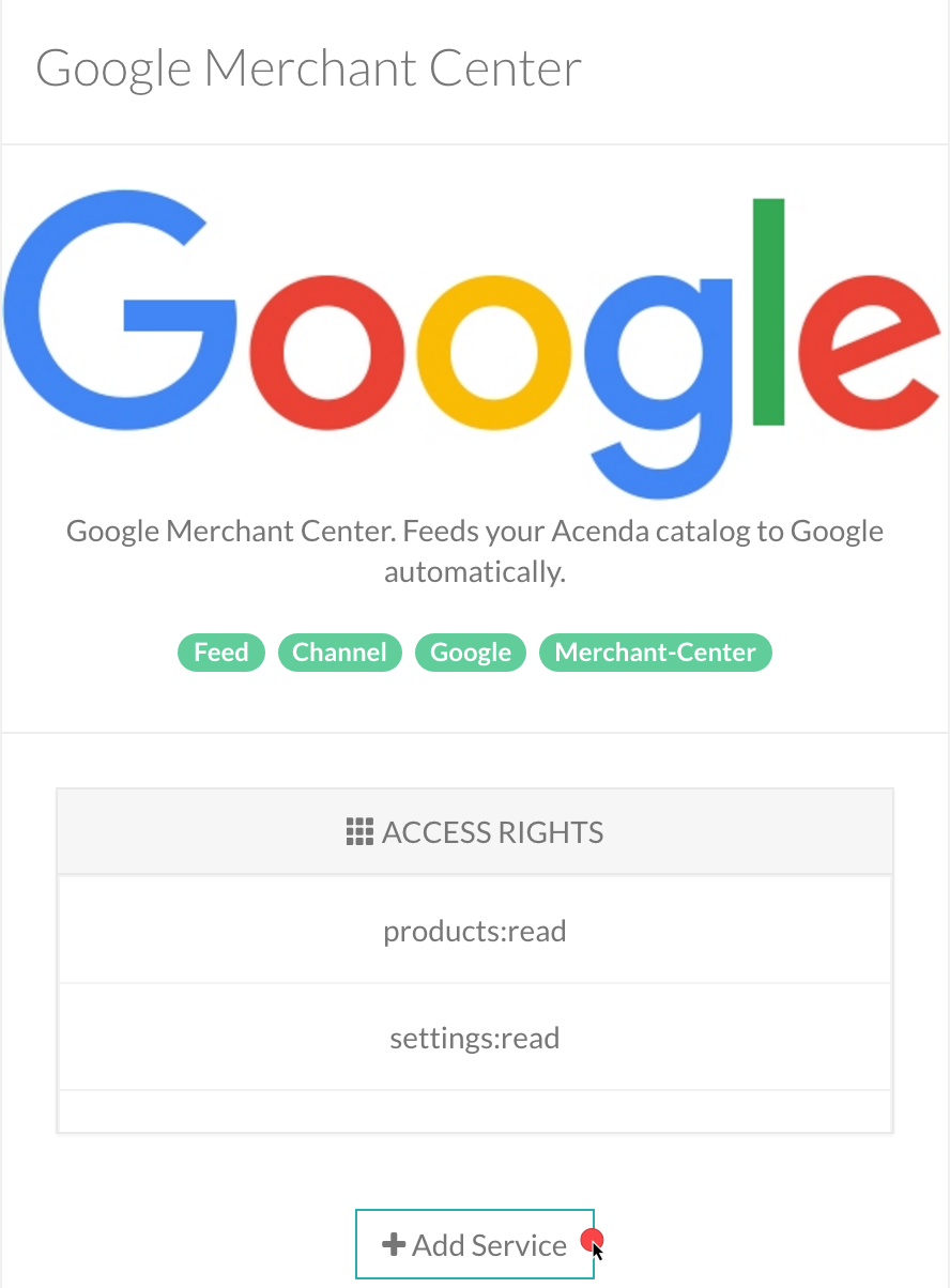Google Merchant Center Setting Up A Shopping Feed
